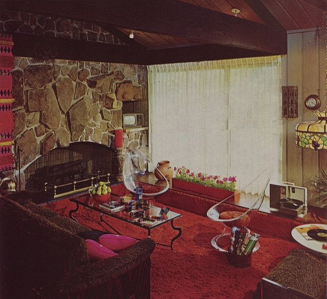 1000 Images About 70s Home Decor On Pinterest Modern