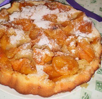 Перевернутый пирог с ананасом
