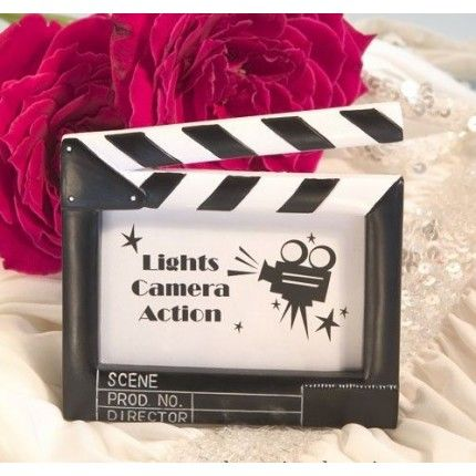 Resin Clapboard Style Placecard Frame Place Card Frames Holders Wedding Favors Party Supplies And Flowers