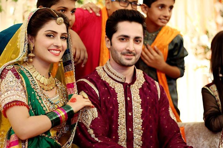 Top Pakistani Celebrity Power Couples of 2015 - Brandsynario