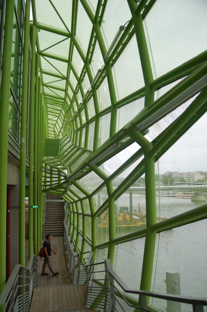 Cité de la Mode et du Design, Jakob + MacFarlane | Paris | France | MIMOA