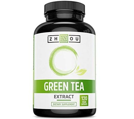 Best Green Tea Supplements 2018, Fat Burning Green Tea Pills