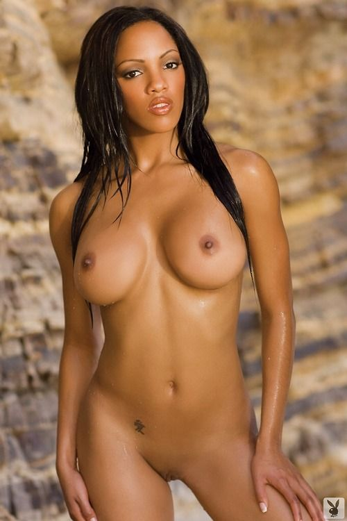 Hot Black Babes Nude