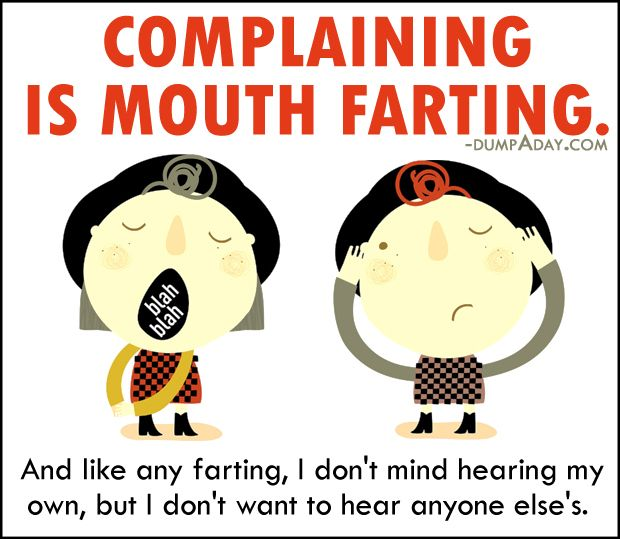 funny complaining quotes