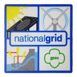 From GS of Suffolk County.  Using information from National Grid's website for students and educators, www.ngridenergyworld.com, girls will learn about the power they have to make a difference.  To earn the patch, girls must complete 2 out of the 4 activities. Girl Scouts in Suffolk County will receive the patch for free and for other councils the patch is only $2. When you complete the program, click here to get your patches.  EARNED VIRTUALLY!!!