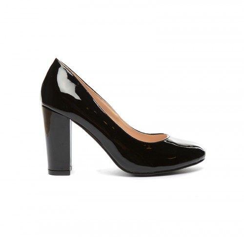 Pantofi Cans Negri