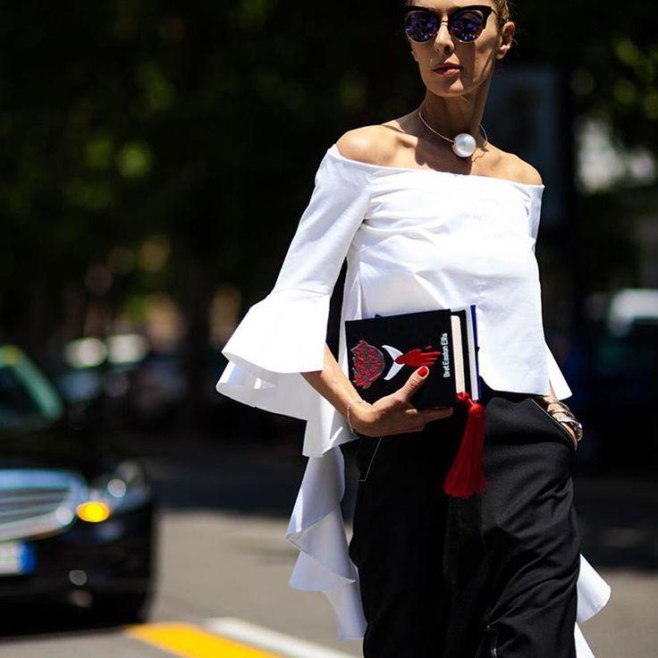 """1,149 Likes, 12 Comments - George Angelis (@shotbygio) on Instagram: """"@elina_halimi #elinahalimi #nofilter #italy #fashion #mode #moda #style #streetstyle #streetfashion…"""""""