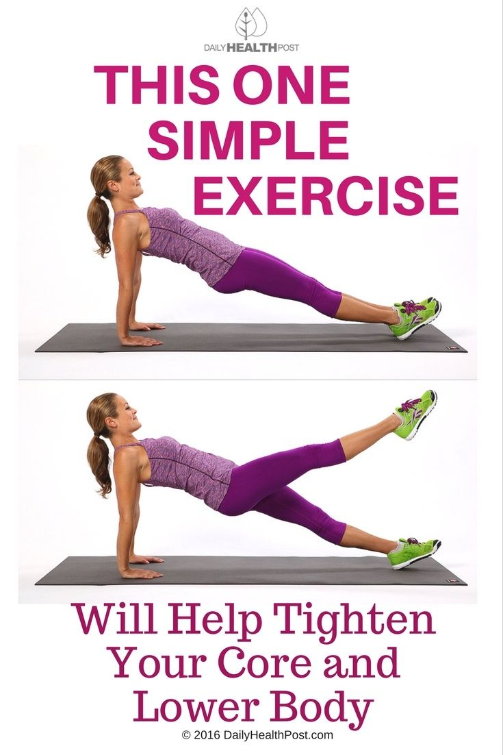 As you've probably heard, doing planks is a great way to keep your abdomen, back, and glutes tight and strong. But there are variations of this exercise that you should also incorporate into your fitness routine to get better results.