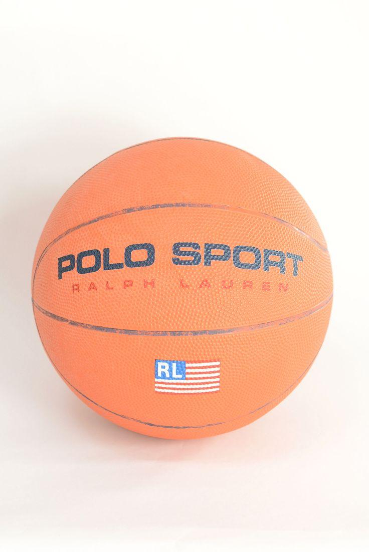 USED&VINTAGE POLO SPORT バスケットボール 9,800円(内税)