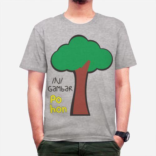 Pohon dari tees.co.id oleh Abadi Cyber Clothing