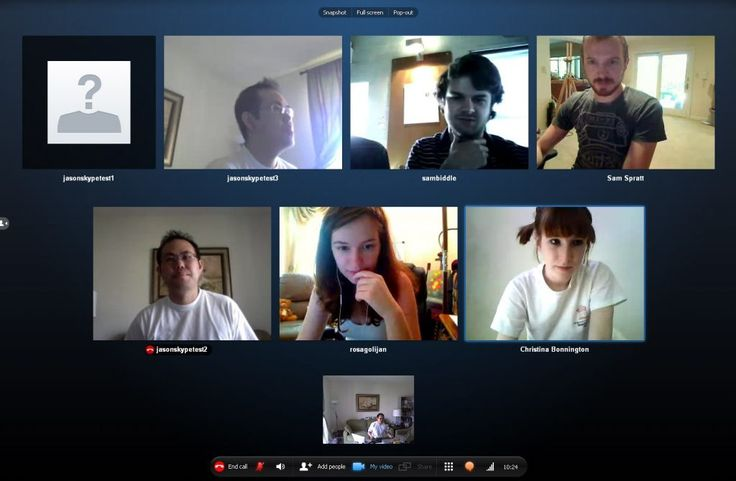 How to Make a group video call on Skype | tiperrific