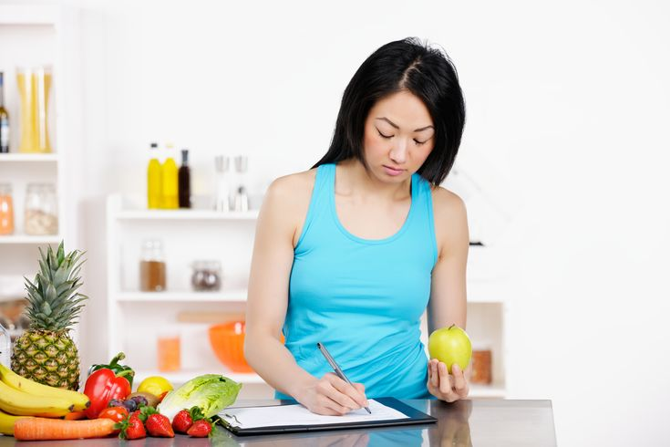 Take notes from nutritionists