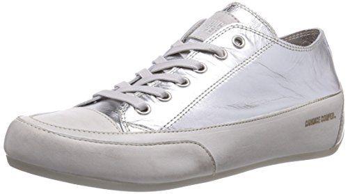 Candice Cooper rock.laminato, Damen Sneakers, Silber (argento), 39 EU - http://on-line-kaufen.de/candice-cooper/39-eu-candice-cooper-rock-laminato-damen-sneakers