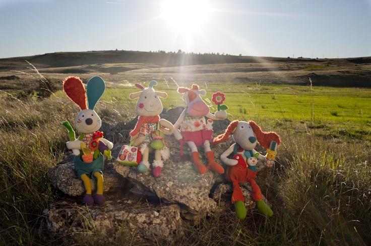 Peace and Love La Happy Farm