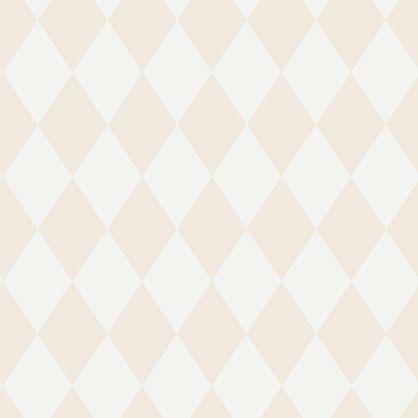 Harlequin+tapet+-+råhvid-svag+rosa