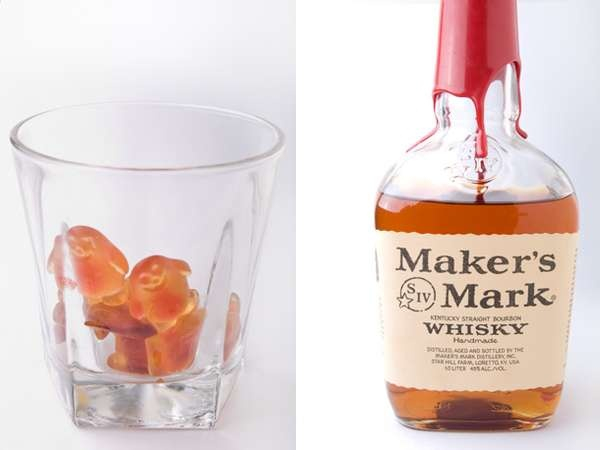 Drunken DIY Gummies - The Serious Eats Rummy Bears Will Get You Tastefully Tipsy (GALLERY)