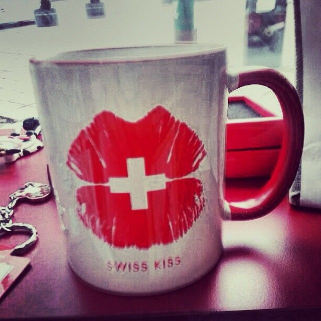 Good morning and a Swiss kiss!