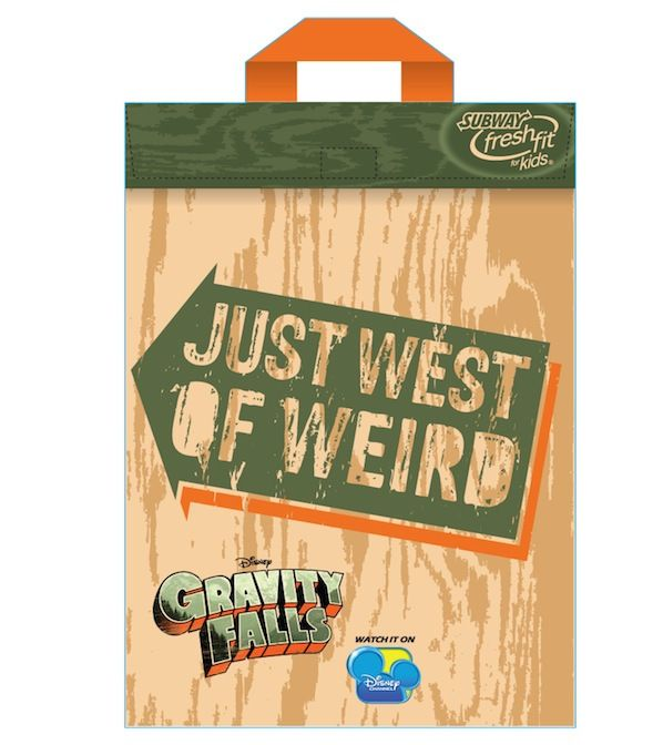 """Season Finale of """"Gravity Falls"""" Tonight PLUS Find out How to Get These Cool #GravityFalls Lunch Bags from Subway #HealthyEats #Noms https://minglemediatvnetwork.wordpress.com/2013/08/02/season-finale-of-gravity-falls-tonight-find-out-about-subways-cool-new-gravityfalls-lunch-bags-healthy-lunches/"""