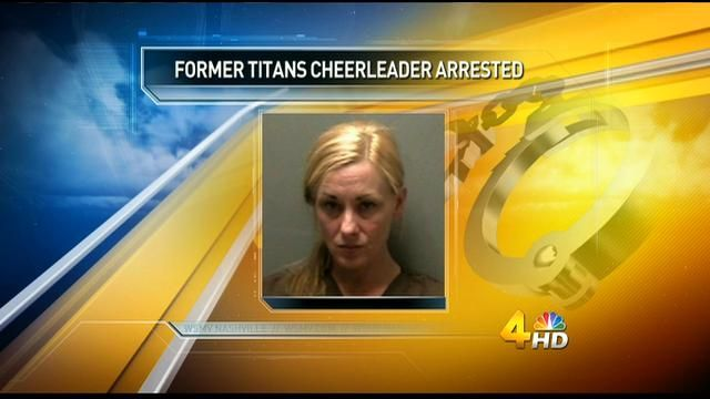 Former Titans cheerleader accused of molesting 12-year-old - WBTV 3 News, Weather, Sports, and Traffic for Charlotte, NC