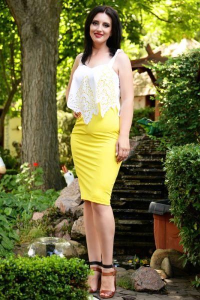 Alluring Ukrainian woman Yuliya 29 years old Ukraine Kirovograd