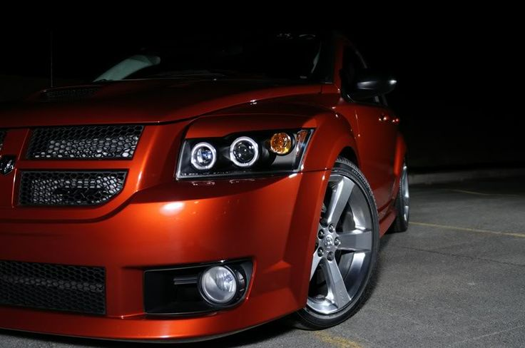 Dodge Caliber SRT4 - here's looking at you!