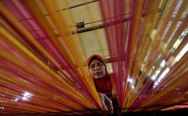 Mendengar Songket Aceh Berkisah