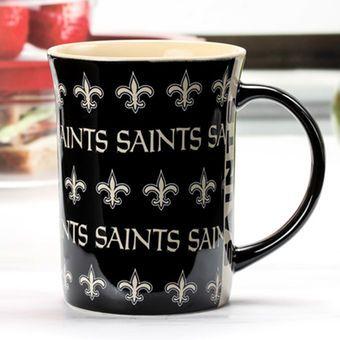 New Orleans Saints 15oz. Line Up Mug