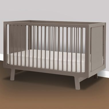 Grey Sparrow Collection Crib by Oeuf - Click to enlarge