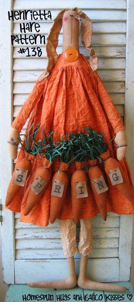 Henrietta Hare PM138 $0.00