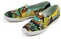 Artist's Canvas Shoes