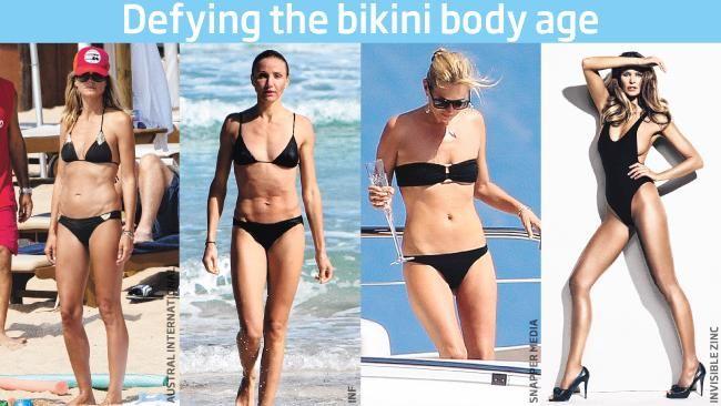 Defying the bikini body age | Moda estilosa | Pinterest ...