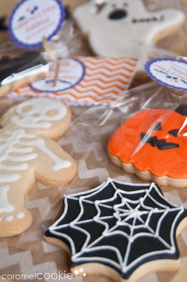Cookie decorating party ideas - Halloween Cookies Www Caramelcookie Es Holiday Cookieshalloween Cookiescookie Decorating Partycookie Ideasbaking