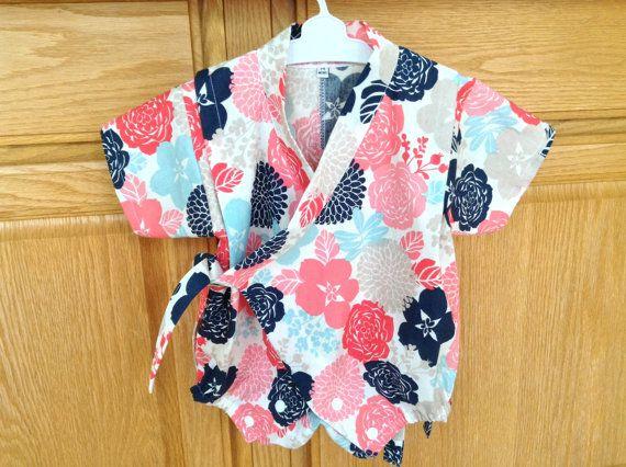 20 Best Baby Kimonos Images On Pinterest Baby Kimono Babies