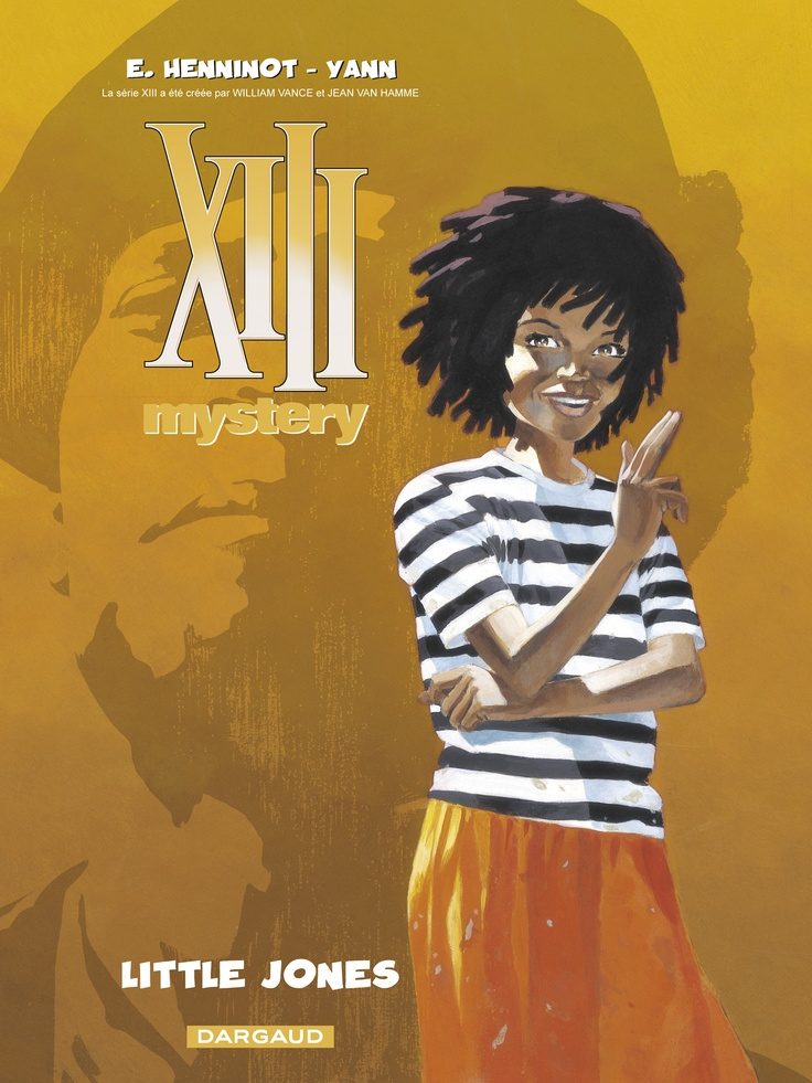 XIII Mystery. Little Jones