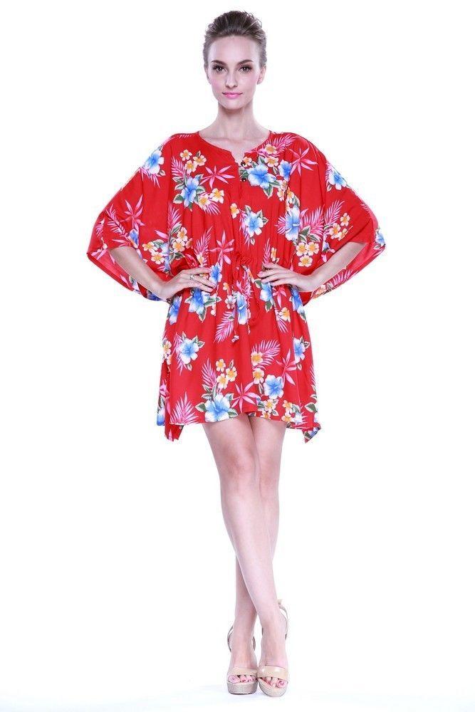Dress fashion 2018 in hawaii for beach