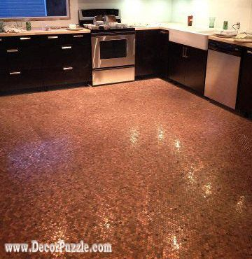 The 25+ Best Penny Flooring Ideas On Pinterest | Pennies Floor, Penny Floor  Designs And Copper Penny