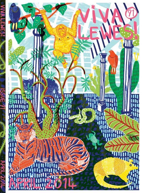 Camilla Perkins illustration
