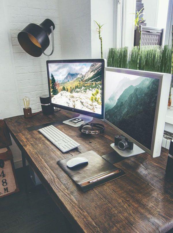 11 lindos espacios para trabajar