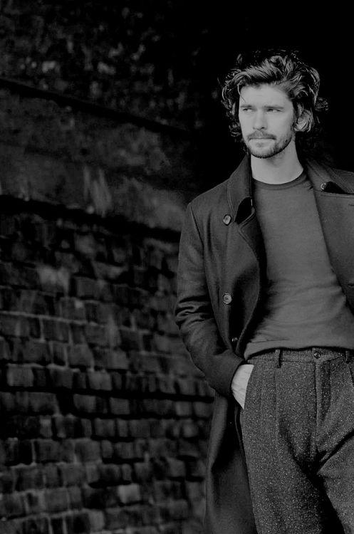 4clovesofsummer: Ben Whishaw for Esquire UK, December 2015 Thanks