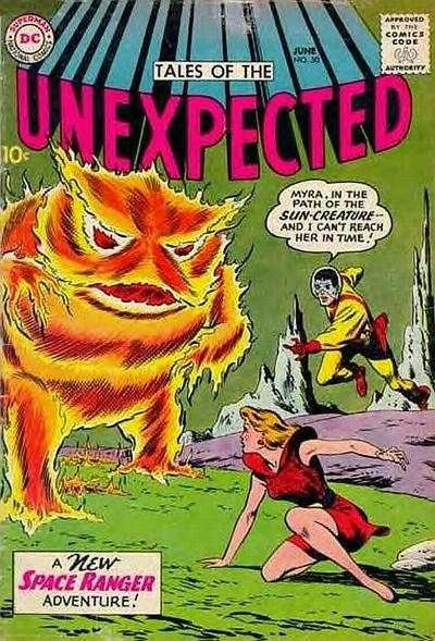 Tales of the Unexpected Comic Books for Sale. Buy old Tales of the Unexpected Comic Books at www.NewKadia.com
