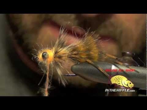 Barrys Carp Bitter Fly Tying Instructions | Carp On The Fly - YouTube