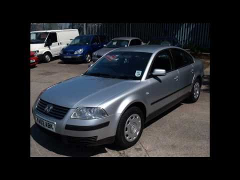 02 02 VW Passat 1.9 S Tdi Saloon 109000 Miles Barrie Crampton's You Tube Channel http://www.youtube.com/user/barriecrampton?feature=mhee
