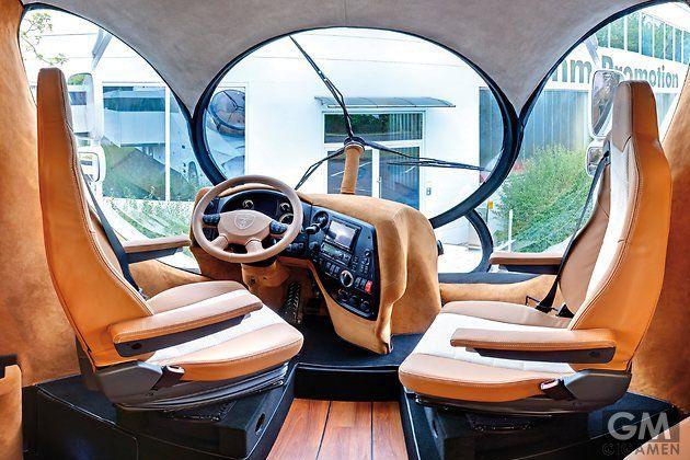 世界1豪華なキャンピングカー、2億3000万円。   GIGAMEN ギガメン