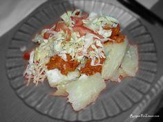 Chancho con Yuca. Una receta de Nicaragua. | Recipes For Linux