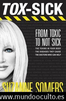 Suzanne Somers revela cómo curarse de una sobrecarga tóxica