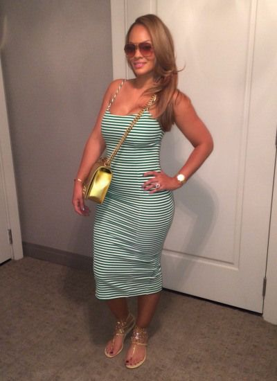 Shes my favorite!!!!! Basketball Wives Star Evelyn Lozada Reveals Summer Fashion Faves | OK! Magazine