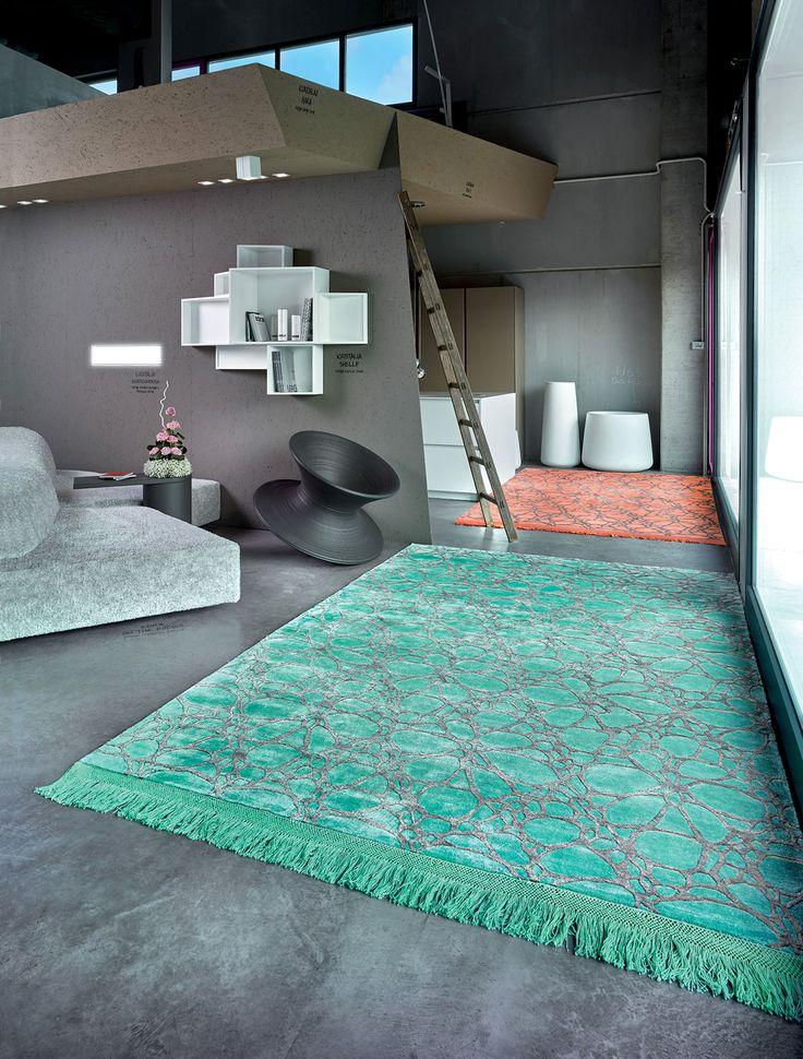 Oltre 25 fantastiche idee su tappeto bianco e nero su for Tappeto lavabile soggiorno
