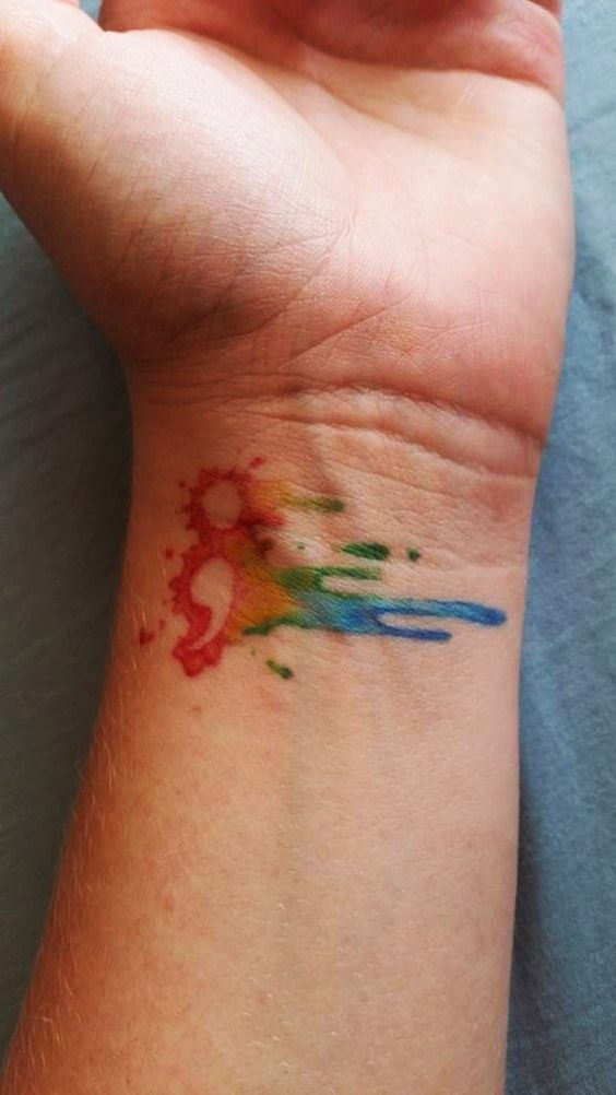 40 Really Touching Self Harm Recovery Tattoos   http://www.barneyfrank.net/really-touching-self-harm-recovery-tattoos/