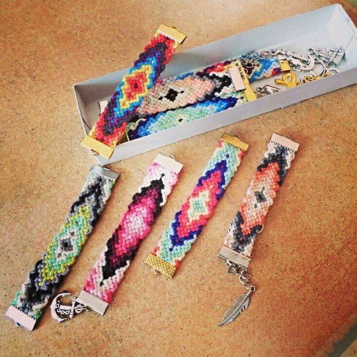 Timbo bracelets