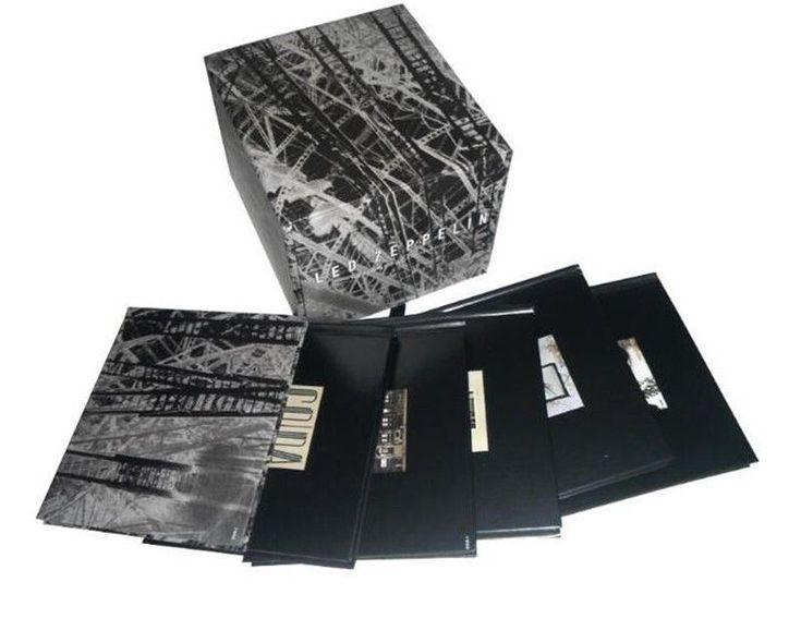 Best 25 Led Zeppelin Box Set Ideas On Pinterest Robert